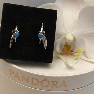 Pandora Jewelry - Pandora Sterling Silver Earrings
